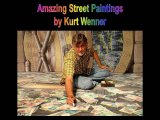 Amazing Street Paintings by Kurt Wenner