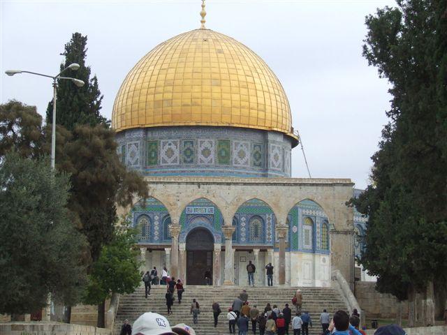 סיור בהר הבית והרובע המוסלמי בירושלים