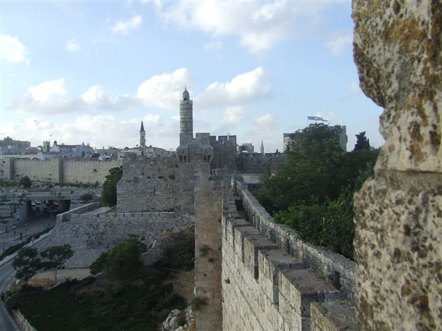 חומות ירושלים 2008