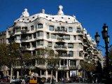 Barcelona, Gaudi, Casa Mila