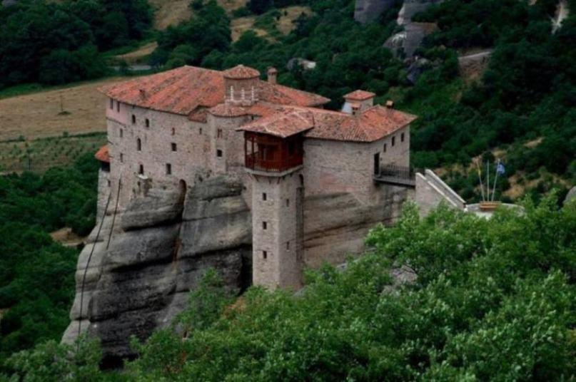 המנזרים התלוים במטאורה יוון