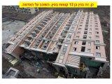 בנין בסין קרס עקב עבודות בניה שגויות