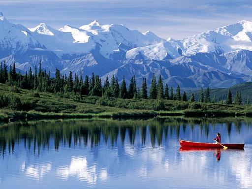 תמונות מרהיבות מאלסקה