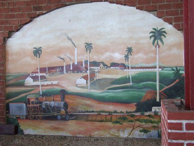 מפעלי הסוכר בקובה