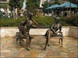 Hungarian sculptor Laszlo Kutas