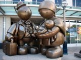 Tom Otterness Sculptures