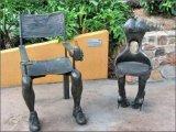 פסלים  יפים  ומצחיקים