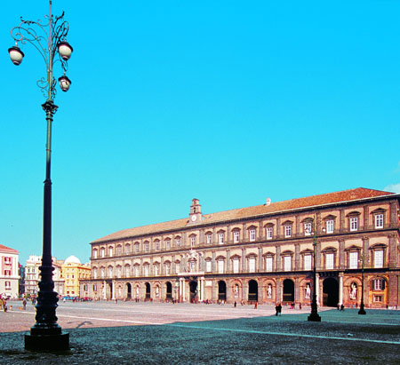 Royal Palace of Naples