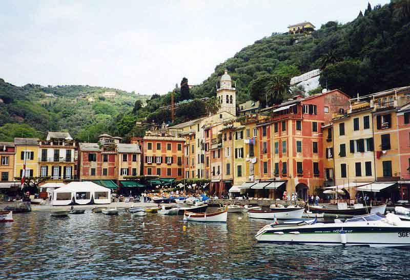 I lost my love in Portofino