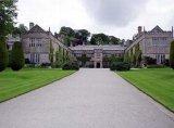 בתים של אריסטוקרטים באנגליה