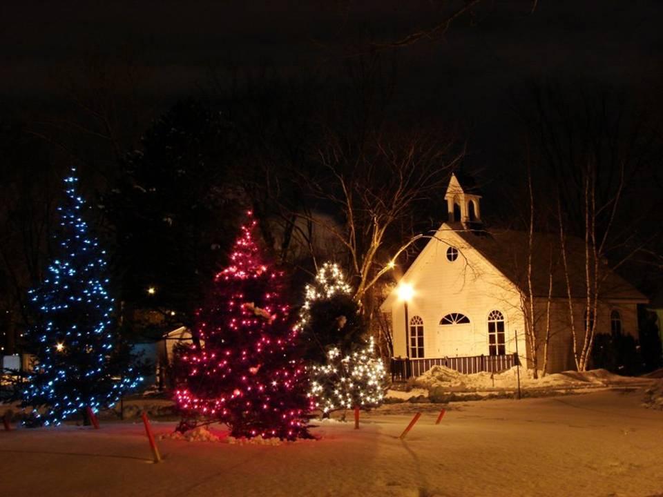 Quebec City - Christmas