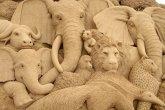 מוזיאון של פסלים  חול ביפן
