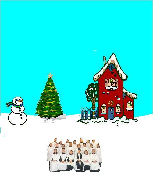 כרטיס ברכה אידיאלי לחג המולד
