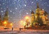 Nathalie a Moscou