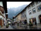 העיירה הכי יפה באירופה GARMISH