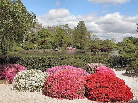 הגן הבוטני במיזורי, ארצות הברית