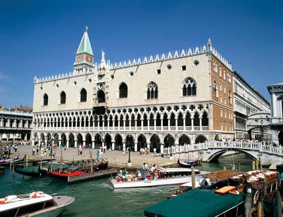 ,Doge`s Palace, Venice