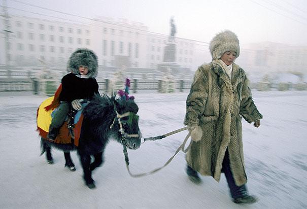 Life in Yakutsk