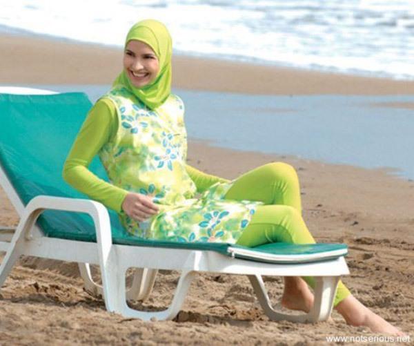 בגדי ים לנשים ערביות