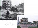 תמונות מנורמנדי של היום ושל אז