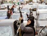 לוב: סיוע למורדים עלידי כוחות האו``ם