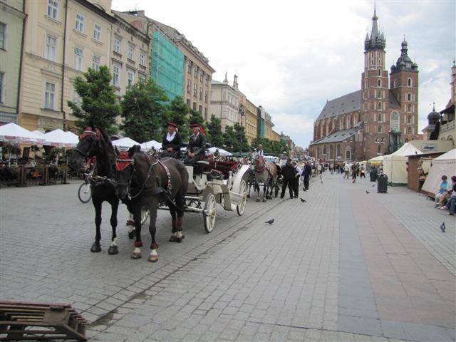 טיול בקרקוב פולין 2010