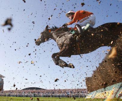 מרוץ סוסים עם משוכות Grand National 2011