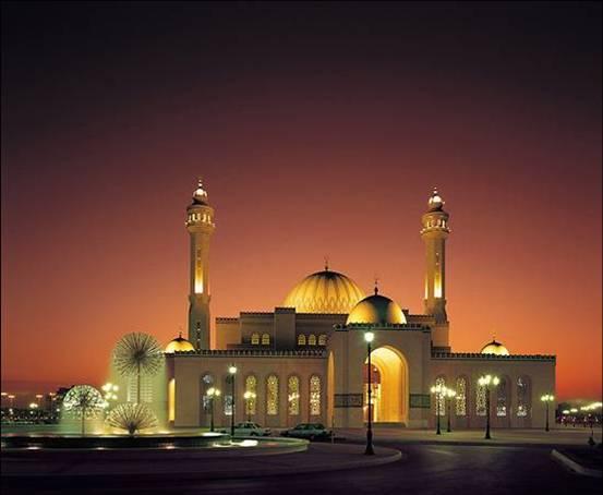 מסגדים בעולם
