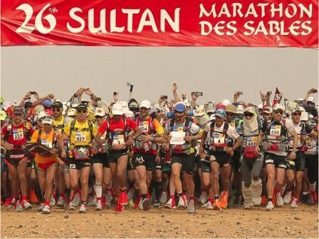 מרתון חול ה-26 דס סאבלס במדבר סהרה