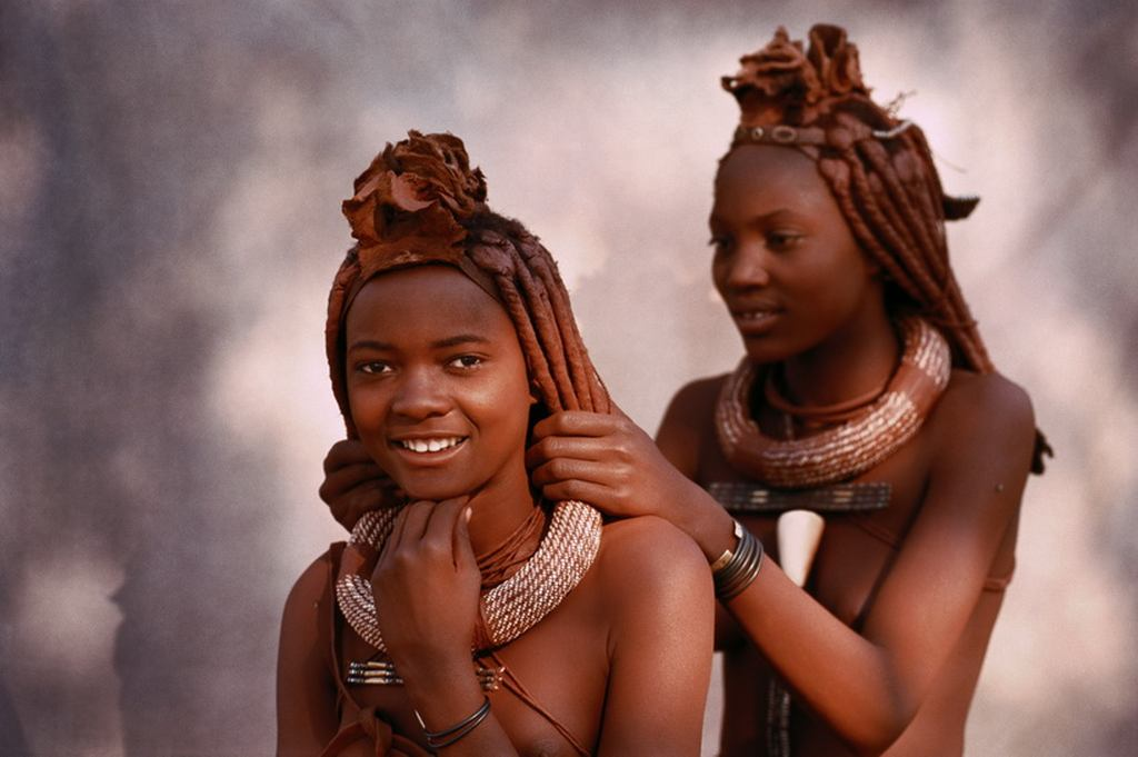 נמיביה, השבט הימבא