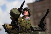 יום הניצחון: המצעד על הכיכר האדומה במוסקבה