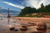חופים של סלעים וגלים - 2