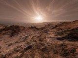 מאדים - הכוכב האדום