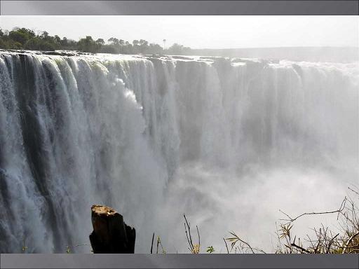 מפלי ויקטוריה בזימבבואה