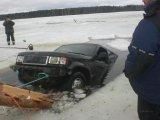דייג בקרח ברוסיה