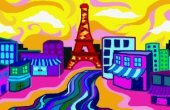 The colors of Paris
