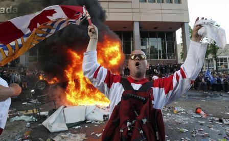 פרעות בקנדה