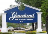 Graceland - home of Elvis Presley