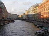 סנט פטרבורג  פנים רבות לה (חלק א )