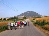 שביל ישראל - סיור מס 12 - מכפר קיש לכפר  שיבלי