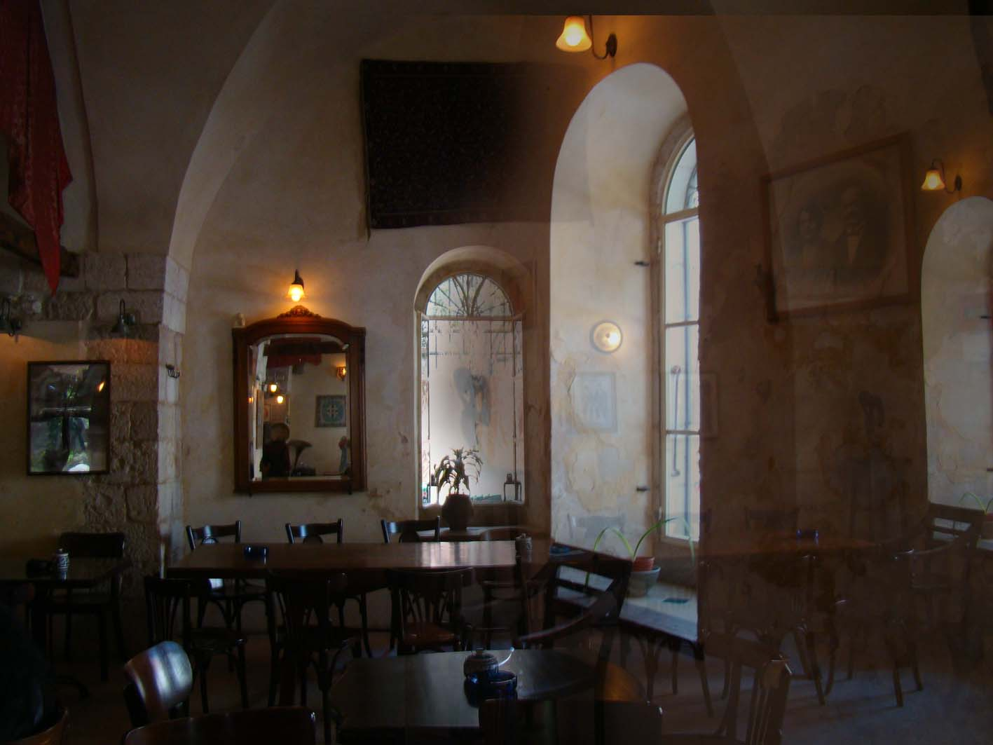 אל-רידא מסעדה קסומה