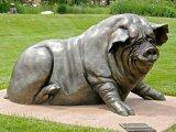 בנסון פארק הפסלים
