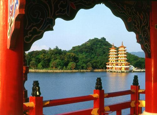 Lotus Lake, Taiwan