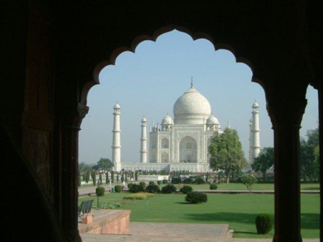 טיול  להודו -  אדריכלות ומקדשים-עם נגה-כרמל