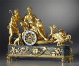 שעונים עתיקים של המאה ה -19-17