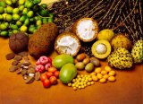 Brazilian fruits