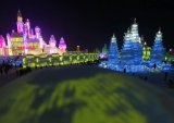 Harbin International Ice Festival 2011