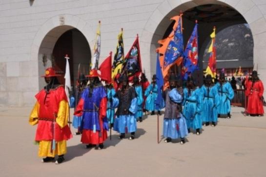 דרום קוריאה ארמון הקיסר