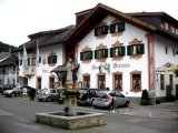 בתים מצוירים בבוואריה