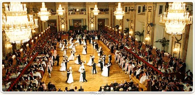 The Vienna Opera Ball